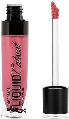 Wet n Wild Megalast Liquid Catsuit Lipstick, Pink Really Hard 1 ea