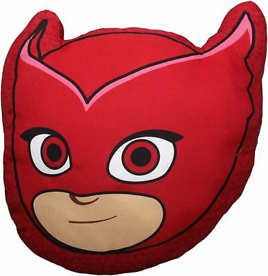 PJ Masks Owelette Girls Shaped Premium Cushion Pillow