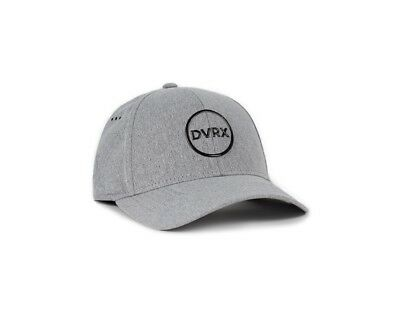 "factory price 9bb93 115ee Devereux ""DVRX"" CIRCLE DAD HAT - Steel Grey"