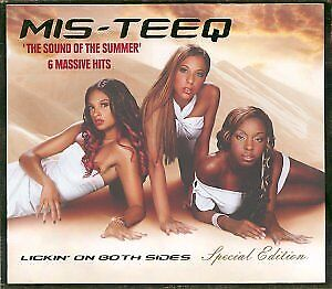 MisTeeq - Lickin' On Both Sides Special Edition [CD]