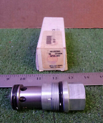 1 New Sun Hydraulics Dfea-8Dv Cartridge Valve Nib ***Make Offer***