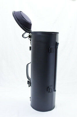 Genuine Single Outlaw Loredo (Black Leather) Trumpet Case NEW! Ships Fast!