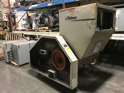 Aec Nelmor Granulator, Model G1634, 30Hp Motor, 3 Phase