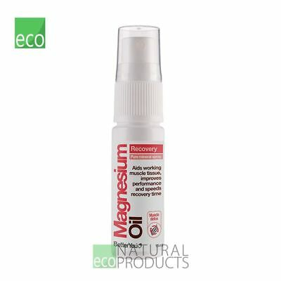 BetterYou Natural Magnesium Oil Recovery Spray 15ml