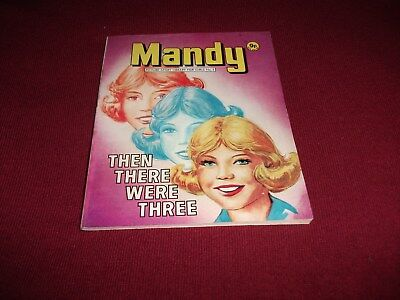 VERY EARLY MANDY  PICTURE STORY LIBRARY BOOK  from 1970's - never been read!