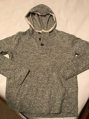 Nwot Boys Long Sleeve Hooded Crewcuts Pullover / Sz. 8