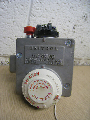 Robertshaw 66-1A7-342 R110Rtsp 222-43707-01A Water Heater Gas Control Valve