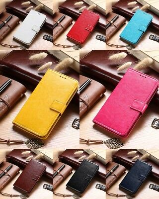cover book leather synthetic cover support case silicone Wileyfox Swift 2 Plus