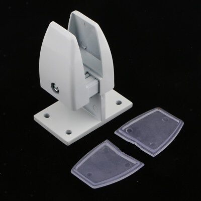 Office Partition Hanger Cubicle Brackets Shelf Support Clips Holder ##3