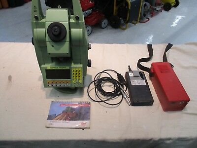 Leica TCRA 1103plus - Total Station Robotic PRE-OWNED FREE SHIPPING