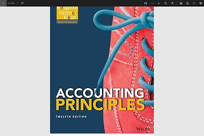 Fast ship weygandt kimmel kieso 12e accounting principles ep1 accounting principles 12th edition by kieso kimmel and weygandt pdf ebook fandeluxe Choice Image