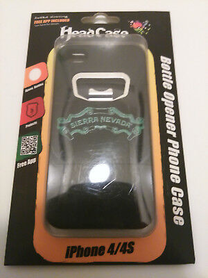 Sierra Nevada Headcase bottle opener iphone 4/4s phone case