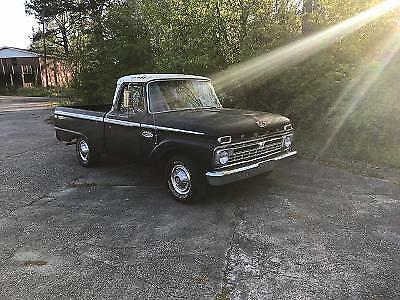 1964 Ford F-100  64 FORD F-100 been in barn since 94