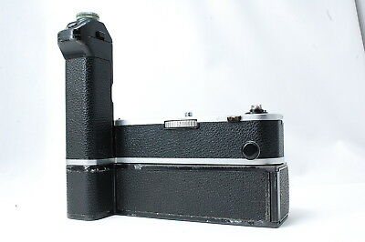 Nikon MD-2 + MB-1 Motor Drive & Battery Pack for Nikon F2  SN449494