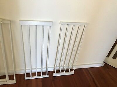 Perma Safety Gates 30cm extensions x 2