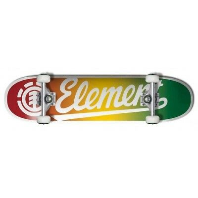 "Element Skateboard Complete Rhombus 7.75"" Pre-Assembled FREE POST"