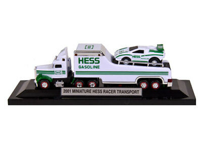 Hess Miniature 2001 Racer Transport