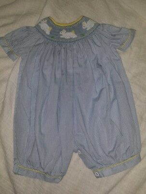 Vintage royal child romper Size 9 months