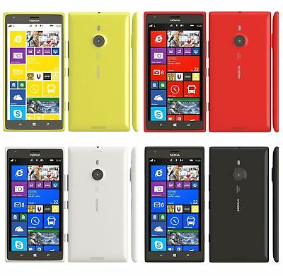 Brand New in Box Nokia Lumia 1520 16/32GB AT&T Unlocked Smartphone Windows Phone