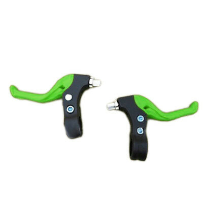 1 Pair Universal Brake Lever Spare Part for Child Bike Bicycle 2.2cm Handlebar.