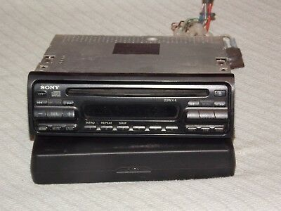 Sony CDX-5270 Aftermarket Stereo Radio Receiver Replacement ... on