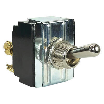 CARLING TECHNOLOGIES Toggle Switch,3PST,10A @ 250V,Screw, HK254-73