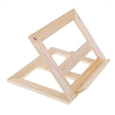 Portable Folding Wood Artist Easel Table Easel Painting Drawing Stand Holder