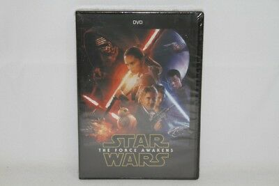 NEW Star Wars The Force Awakens DVD