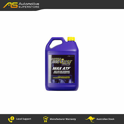 Royal Purple Max ATF Synthetic Automatic Transmission Fluid 5L