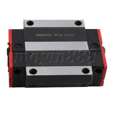 HGW20CC Guide Linear Sliding Block Carriage for HR20 Linear Railway