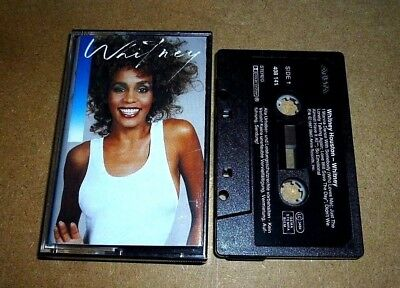 Whitney Houston - Whitney / MC Kassette / 1987 / Germany / Cassette Tape / Same