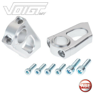 Handlebar Boost 0 25/32in High & 1 3/16in Back for BMW R 1200 Gs (R12/K25) 08-12