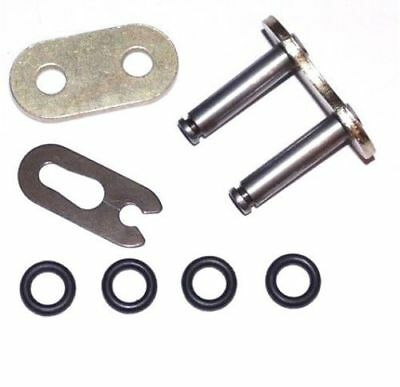 Niche 525 Drive Chain 104 Links O-Ring With Connecting Master Link for Motorcycle ATV Dirt Bike