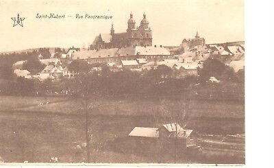 carte postale - Saint-Hubert - CPA - vue panoramique