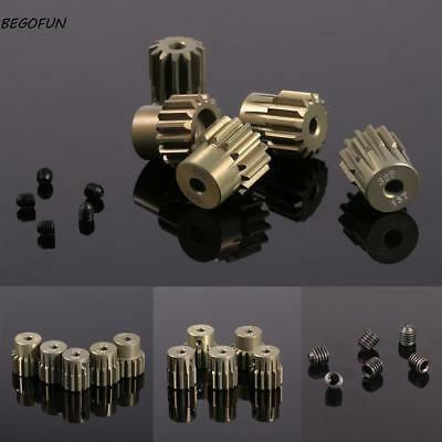 New 32DP 3.175mm Pinion Motor Gear Set for 1/10 RC Car Brushed Brushless B44G