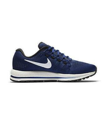 a448846a1e2 WOMENS NIKE ZOOM VOMERO 9 Blue Graphite Running Trainers 642196 401 ...