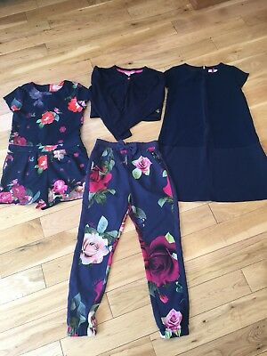 Girls Ted Baker Clothing Bundle Age 8-9