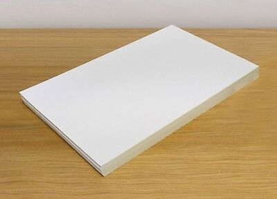 A4 Full White Matt Self Adhesive Sticker Paper Sheet Address Label UK Stock