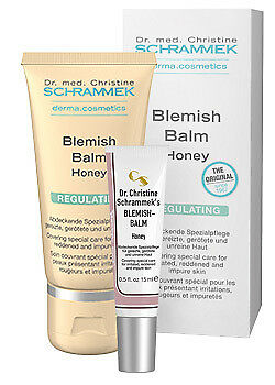 Dr. med. Schrammek Blemish Balm Honey 65 ml - Special Edition