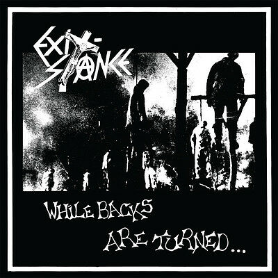 Exit-Stance  ‎– While Backs Are Turned... LP