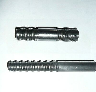 """20 tpi BSCy 7/16 to 13/16 THREADED STUD Up to 12"""" long BRITISH CYCLE THREAD/ CEI"""