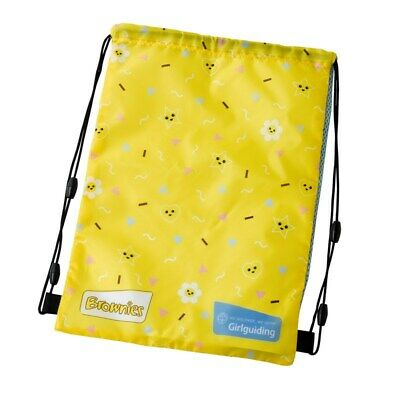 Brownie Adventures Sling Bag Official Brownies Uniform Girlguiding New