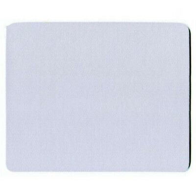 Blank White Heat Transfer Print Fabric Mouse Mat Pad For Sublimation Printing