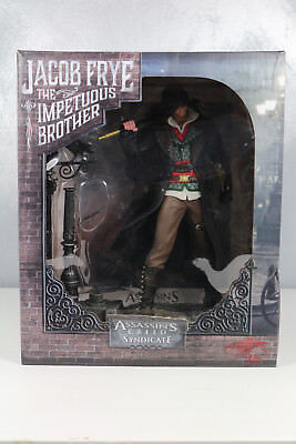 Assassin's Creed Syndicate Jacob Frye (The Impetuous Brother) Figur *v. Händler*
