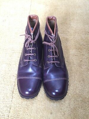 Vintage Getta Grip Boots 11 70s made in England skinhead punk