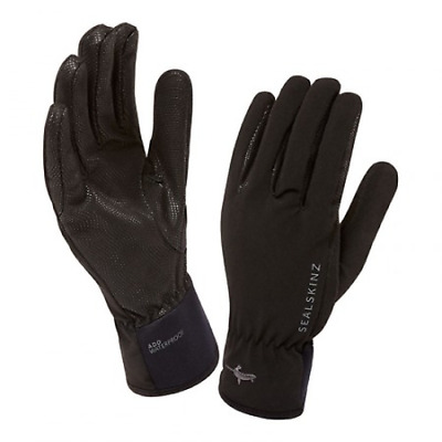 Sealskinz Womens Sea Leopard Waterproof Gloves