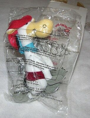 """HANNA BARBERA QUICKDRAW MCGRAW 6"""" PLUSH TOY from DAIRY QUEEN"""