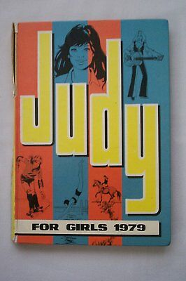 Judy Annual 1979 - Price Unclipped