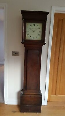 Antique Grandfather clock, Longcase