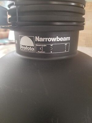 Used Profoto Narrow Beam Reflector
